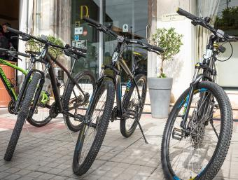 Rent a bike in lesvos