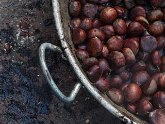 Chestnut Festival in Agiasos