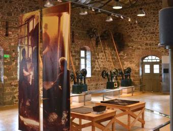Museum of Industrial Olive-Oil Production of Lesvos